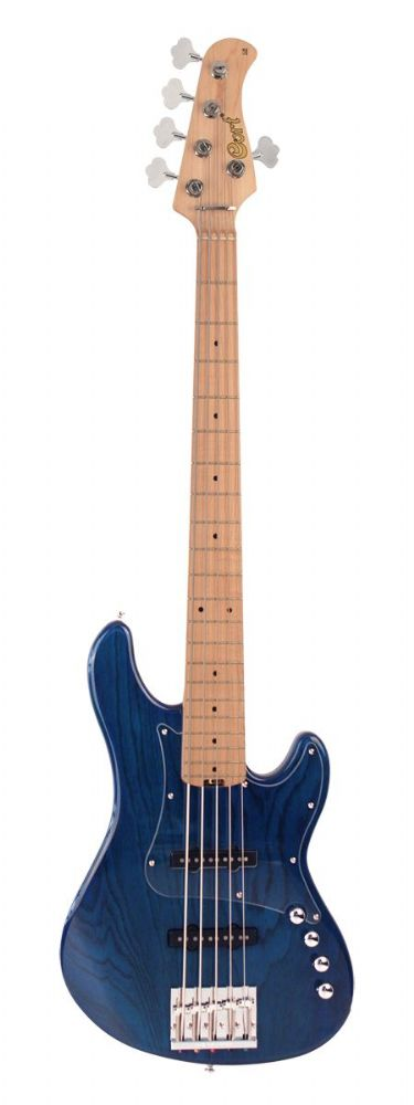 Cort Bass GB75 JJ Aqua Blue